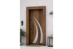 Doorplus Çelik Kapı A- Plus 4x4 Güvenlikli Saruhan 1017