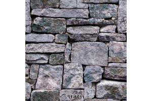 Taş ve Tuğla Desenli Duvar Kağıtları 11-6011