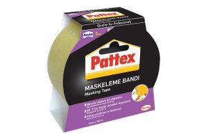 Henkel Pattex Masking Tape 38 mm 50 Metre Maskeleme Bandı