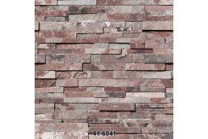 Taş ve Tuğla Desenli Duvar Kağıtları 41-6041