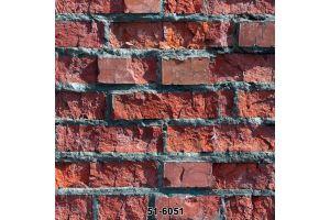 Taş ve Tuğla Desenli Duvar Kağıtları 51-6051
