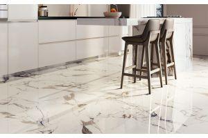 Qua Granit Paonazzo Rektifiyeli Tam Parlak Seramik