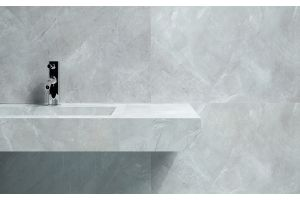 Qua Granit Pulpis Grey Rektifiyeli Tam Parlak Seramik