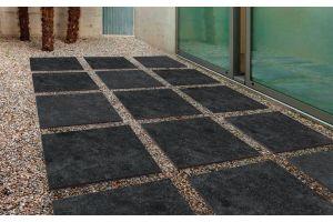 Qua Granit Benelux Black Rektifiyeli Mat Seramik