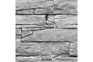 Taş ve Tuğla Desenli Duvar Kağıtları 65-6065
