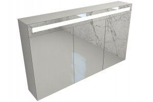 Bocchi Banyo Dolabı Aynası Dolaplı Üç Kapaklı Işıklı 79004008