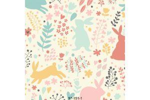 Grown Baby Duvar Kağıtları 97-151-1