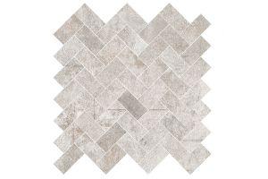 Evim Granit Mozaik Herringbone Choice White 1011