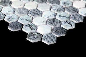 Evim Dijital Baskılı Altıgen Mozaik FBDJ019