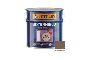 Jotun Jotashield Tex Medium Su Bazlı Dış Cephe Boyası İpek Mat Kahve - Earth Brown