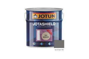 Jotun Jotashield Tex Medium Su Bazlı Dış Cephe Boyası İpek Mat Koyu Gri-Suave
