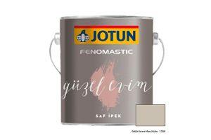 Jotun Su Bazlı İç Cephe Boyası Fenomastic Güzel Evim Saf İpek Sütlü Krem-Macchiato