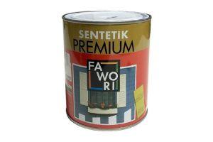 Fawori Premium Sentetik Yağlı Boya Beyaz